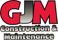 GJM Construction & Maintenance specializes in commercial power sweeping, power washing, general maintenance and snow removal.